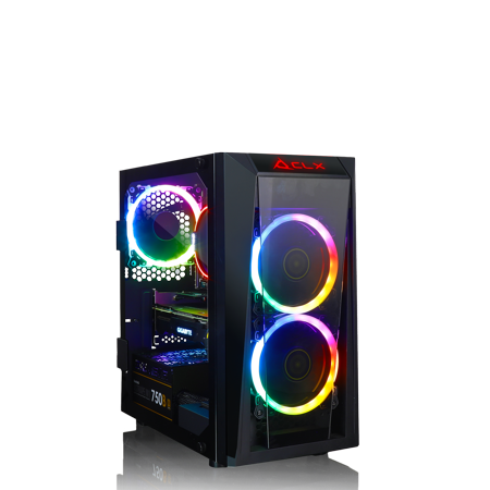 Clx Set Scribe Gaming Desktop Black Friday 2020 Sales Deals