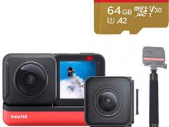 Insta 360 ONE R Action Camera Black Friday 2021 Sales & Deals