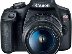 Canon EOS Rebel T7 & T7i DSLR Camera Black Friday Deals 2021