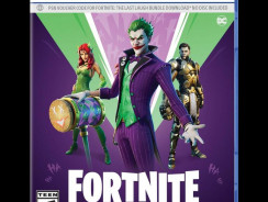 Fortnite: The Last Laugh Bundle PlayStation 5 (PS5) Black Friday 2021