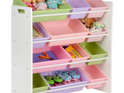 Honey Can Do Kid's Toy Organizer Black Friday Sales & Deals 2019