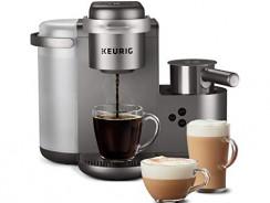 Keurig K-Cafe Single Serve Coffee Maker Black Friday 2021 Sales & Deals