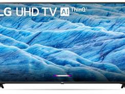 LG 55″ UM7300PUA 4K UHD TV Black Friday Deals & Cyber Monday 2021