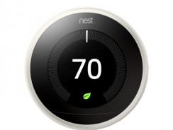Nest (T3017US) 3rd Generation Learning Thermostat Black Friday Deals 2019
