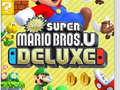 Super Mario Bros U Deluxe Black Friday 2021 Sales & Deals