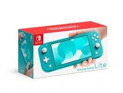 Nintendo Switch Lite Turquoise Black Friday & Cyber Monday Deals 2021