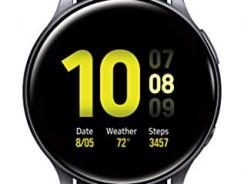 20 Best Samsung Galaxy Watch Active 2 Black Friday & Cyber Monday Deals 2019