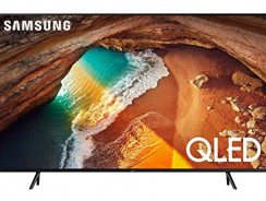 Samsung QN82Q60RAFXZA 82-Inch QLED 4K Q60 Series Smart TV Cyber Monday Deals 2019