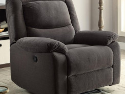 Serta Push-Button Power Recliner Reclining Chair Black Friday 2019
