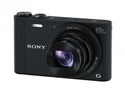 Sony DSC-WX350/B Point Shoot Digital Camera Black Friday Deals 2019