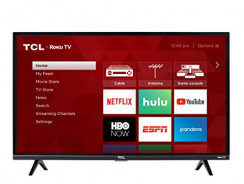 TCL 32S327 32″ Class 3 Series HDTV Roku TV Black Friday & Cyber Monday Deals 2019