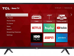 TCL 40S325 40 Inch 1080p Smart LED Roku TV Cyber Monday Deals 2021