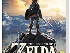 Nintendo The Legend of Zelda: Breath of the Wild Black Friday Deals 2019