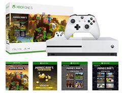 Xbox One S Minecraft Creator Bundle 1TB Black Friday Deals 2020